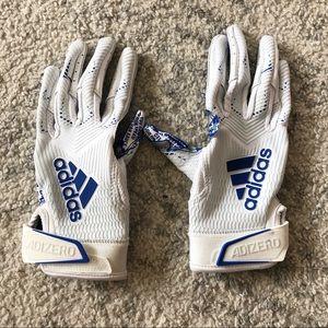Adidas Boys Youth AdiFAST Padded Football Gloves